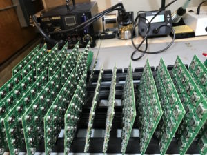 Circuit Board Panel Processing